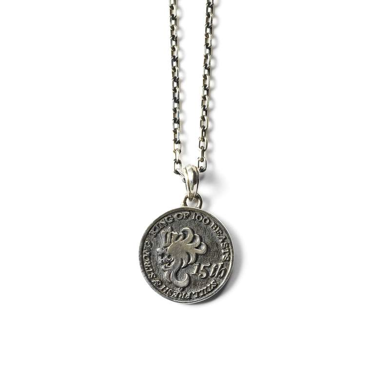 HOWL 15th Coin Necklace