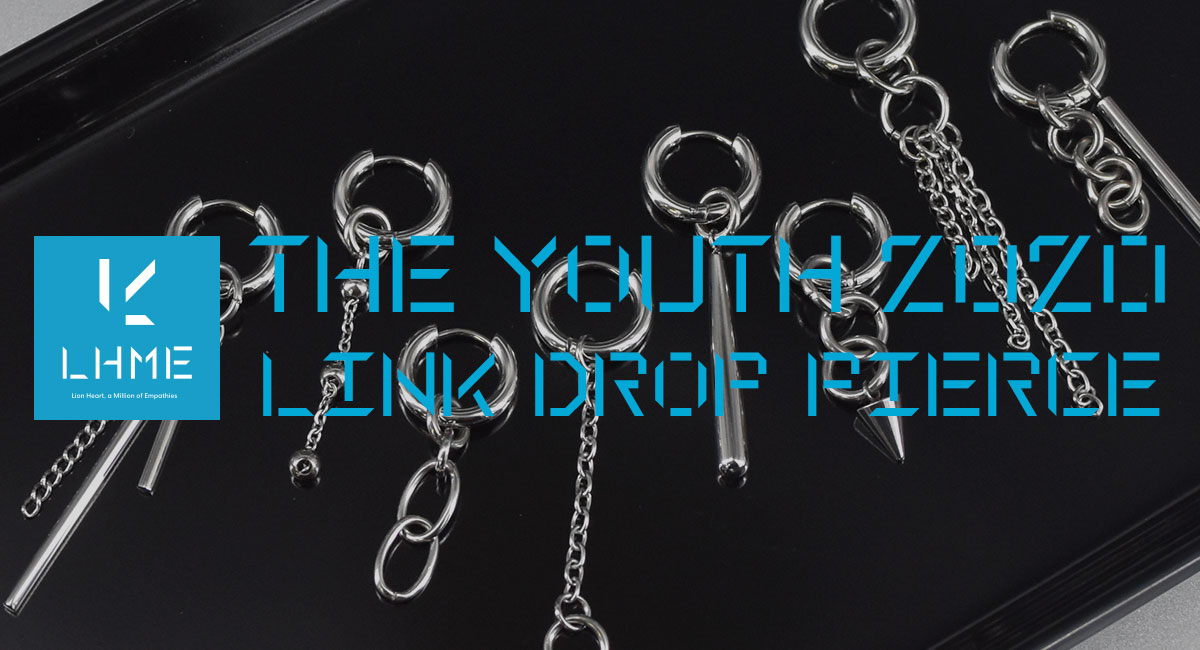 """2020/2nd """"THE YOUTH 2020"""" 新作発売"""